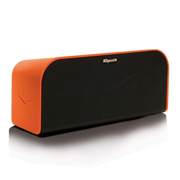 Klipsch KMC 1, prenosn� audio syst�m, Orange