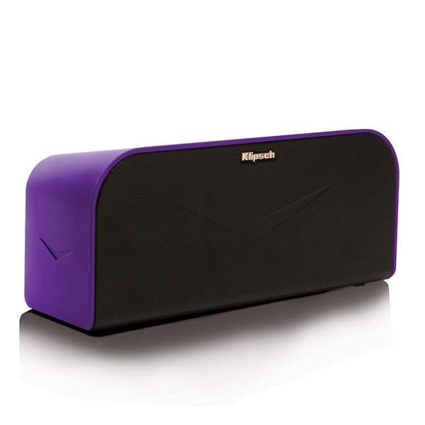 Klipsch KMC 1, prenosn� audio syst�m, Purple