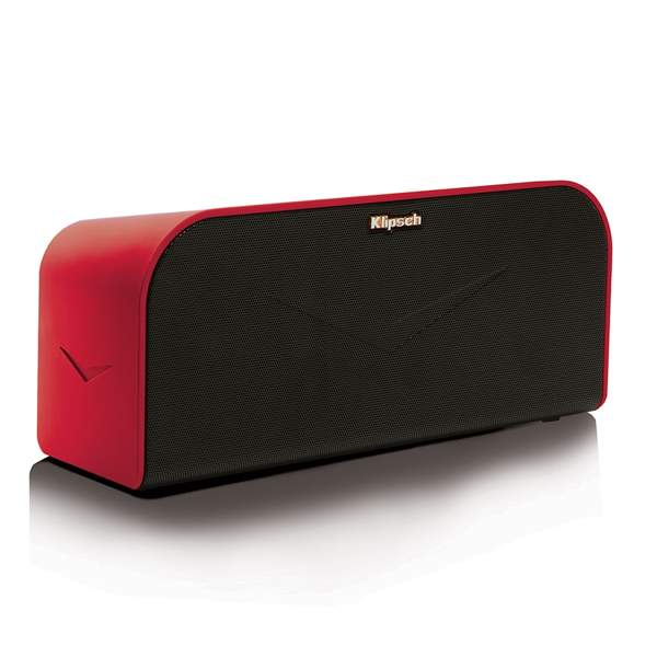 Klipsch KMC 1, prenosn� audio syst�m, Red