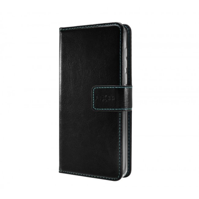 Knižkové puzdro Fixed Opus pre Samsung Galaxy A51, čierne