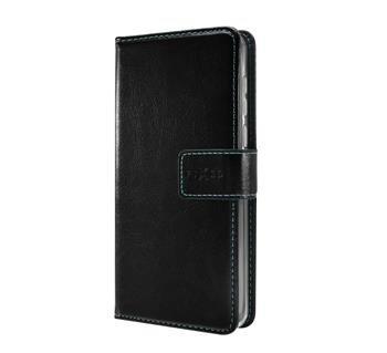 Knižkové puzdro Fixed Opus pre Samsung Galaxy A70, Black FIXOP-402-BK
