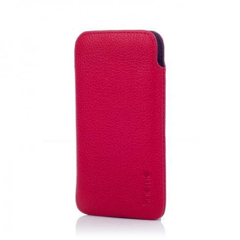 Knomo púzdro Leather Slim pre iPhone 5/5S - Brown 90-946-TBR