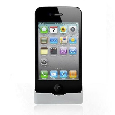 Kol�ska - Apple iPhone 4 | White