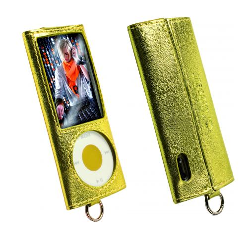 Krusell Encore - p�zdro pre Apple iPod Nano 5G, �lte