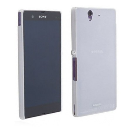 Krusell Hard Case iFrostCover pre Sony Xperia Z - C6603, White