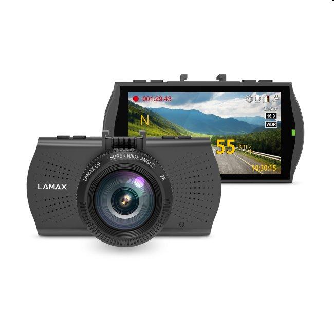 LAMAX C9 - profesionálna autokamera