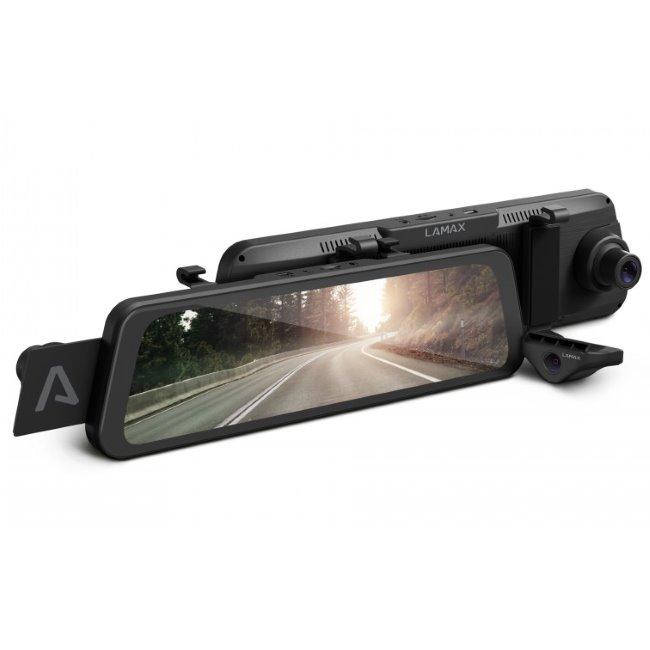 LAMAX S9 Dual - Duálna auto kamera