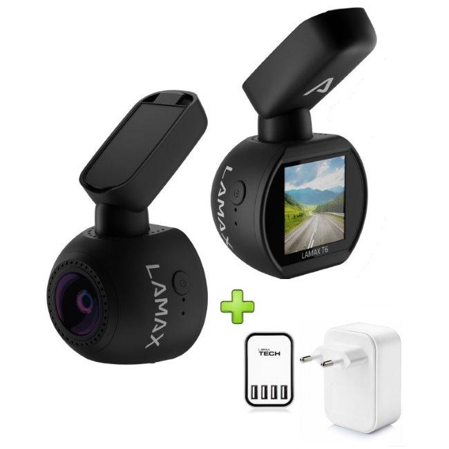 LAMAX T6 - profesionálna autokamera