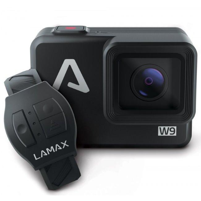 LAMAX W9 - vodotesná 4K/30 fps akčná kamera