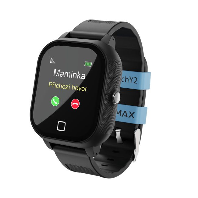 LAMAX WatchY2, Black - Detské SmartWatch s GPS