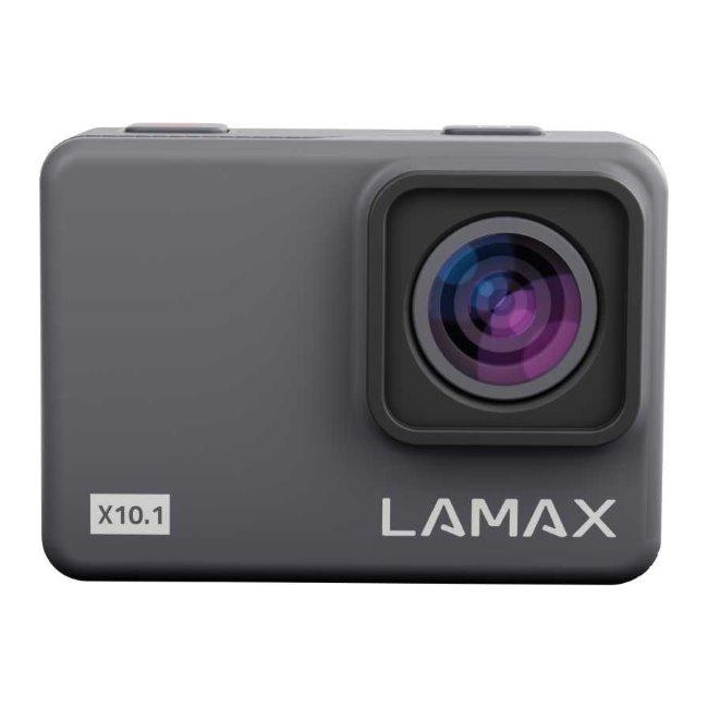 LAMAX X10.1 - 4K pri 30 fps, akčná kamera
