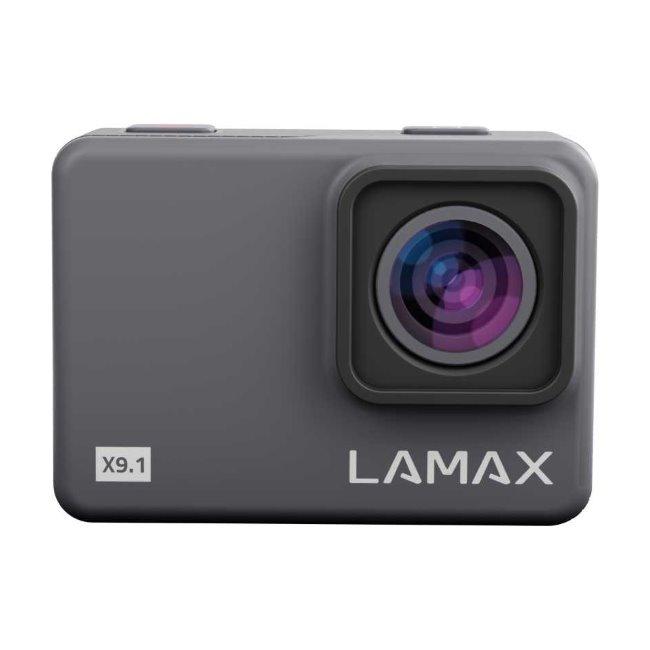 LAMAX X9.1 - 4K pri 30 fps, akčná kamera