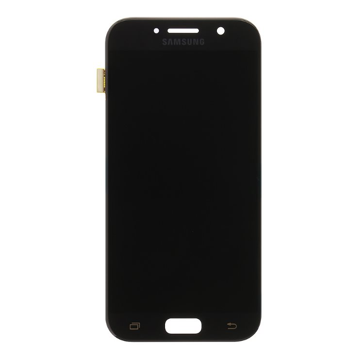 LCD displej + dotyková plocha pre Samsung Galaxy A5 2017 - A520F, Pink