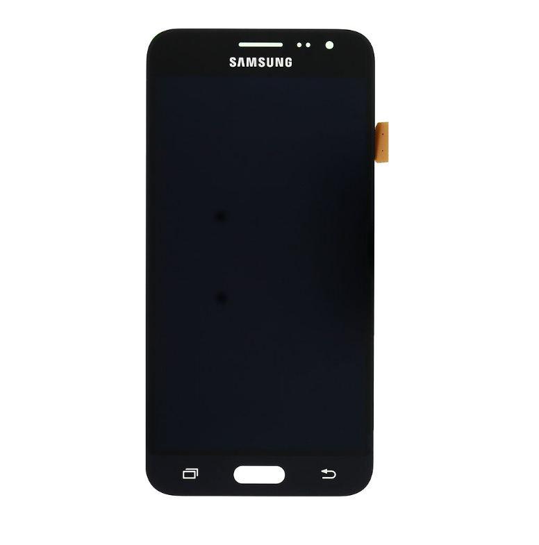 LCD displej + dotyková plocha pre Samsung Galaxy J3 (2016) - J320F, Black 8595642227226