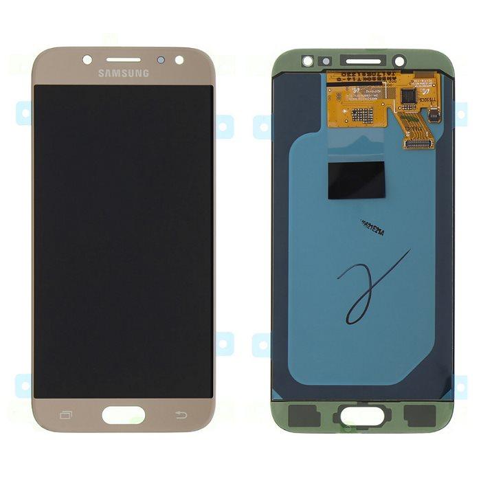 LCD displej + dotyková plocha pre Samsung Galaxy J5 2017 - J530F, Gold 8595642266102