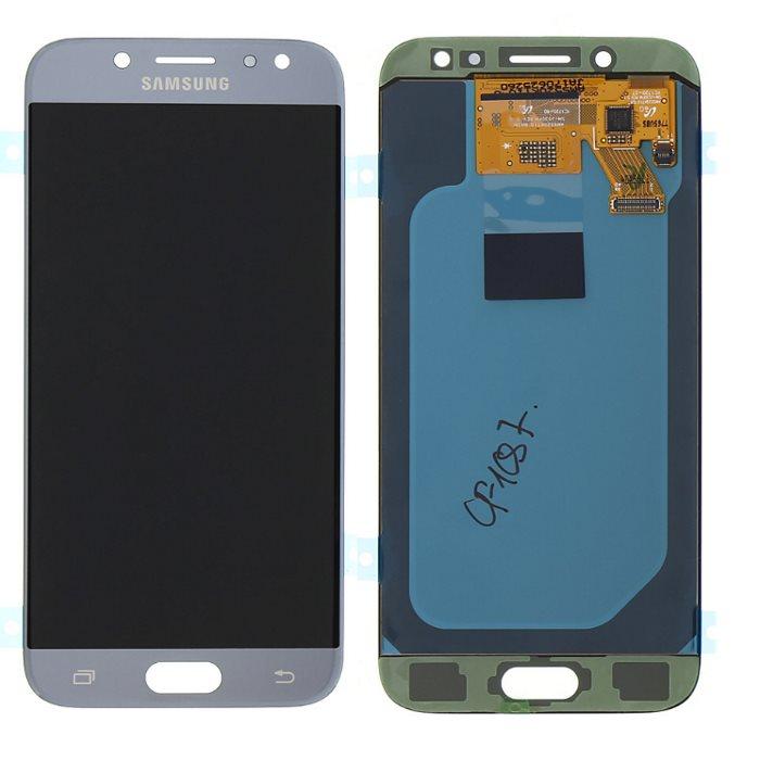 LCD displej + dotyková plocha pre Samsung Galaxy J5 2017 - J530F, Silver 8595642266096