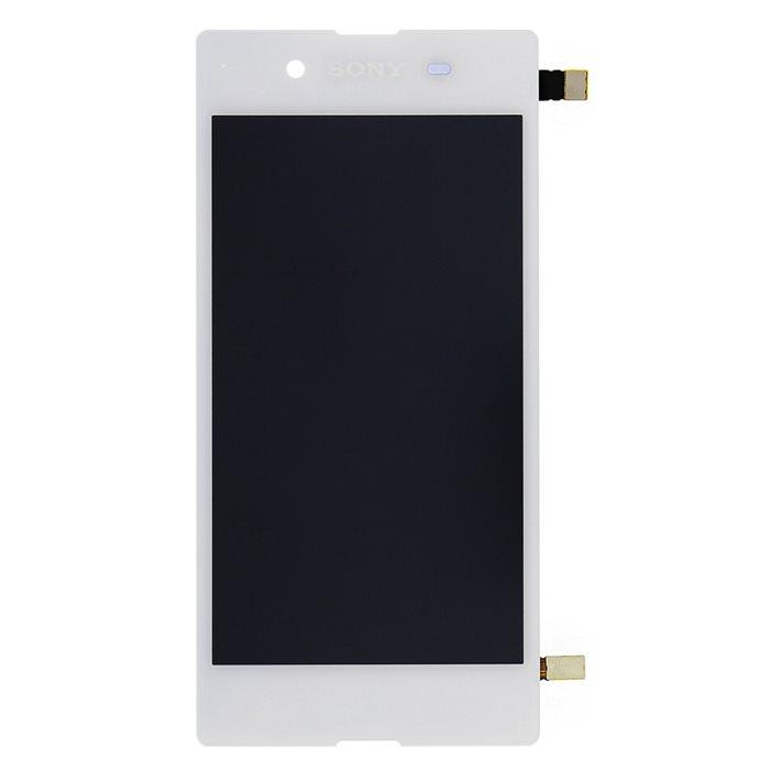 LCD displej + dotyková plocha pre Sony Xperia E3 - D2203, Sony Xperia E3 Dual Sim, White