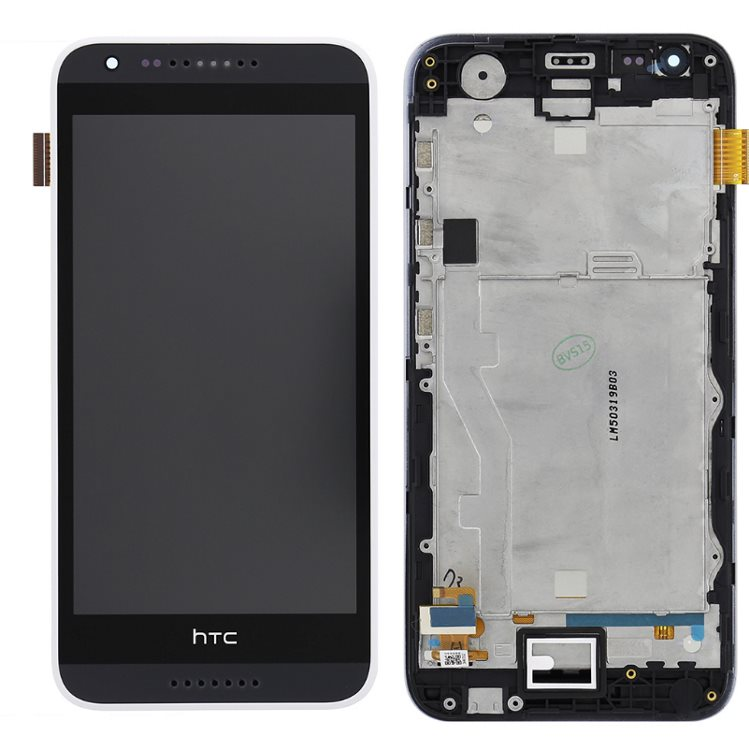 LCD displej + krycie sklo + dotyková plocha pre HTC Desire 620, Black