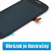 LCD displej + krycie sklo + dotyková plocha pre HTC One - M7, Silver 2545000307908