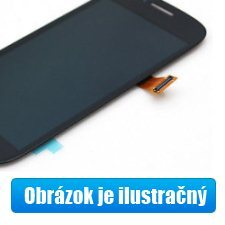 LCD displej + krycie sklo + dotyková plocha pre Samsung Galaxy S3 Mini - i8190 a S3 Mini VE, Black