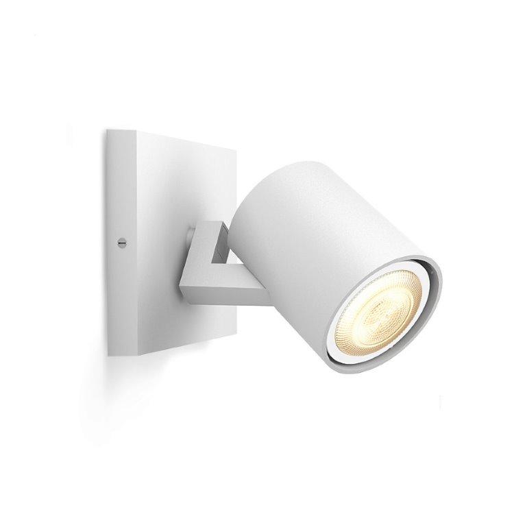 LED bodové svetlo Philips Hue Runner 5.5W, White Ambiance