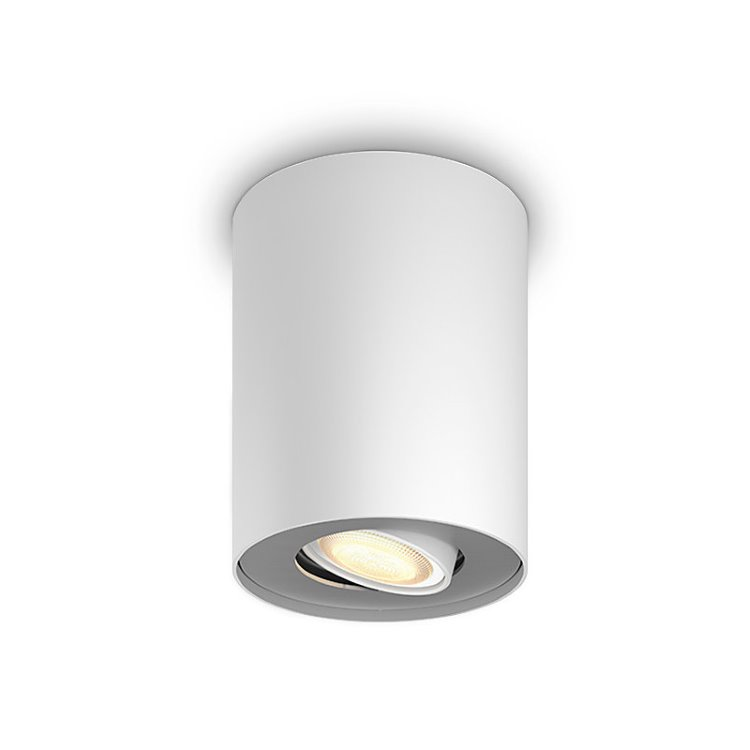 LED exteriérové bodové svetlo Philips Hue Pillar 5.5W, White Ambiance