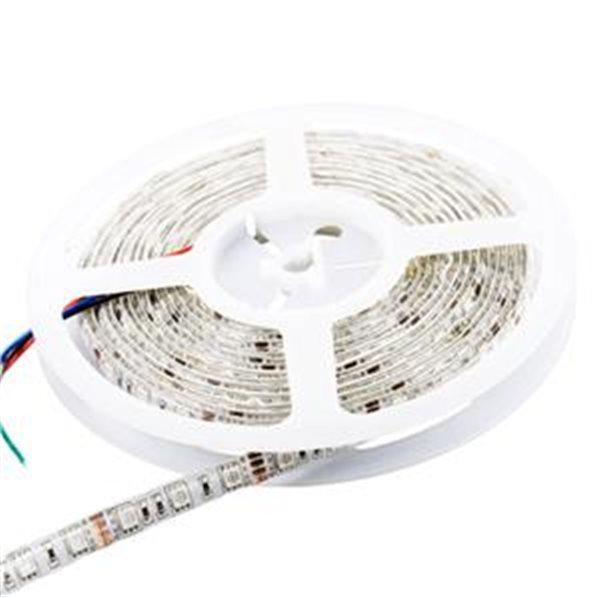 LED pas WhiteEnergy - 5m - SMD50 - 60 ks/m - 14,4W/m,RGB, vodeodolný