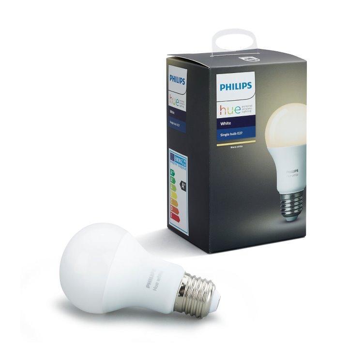 LED žiarovka Philips Hue 9W E27, White