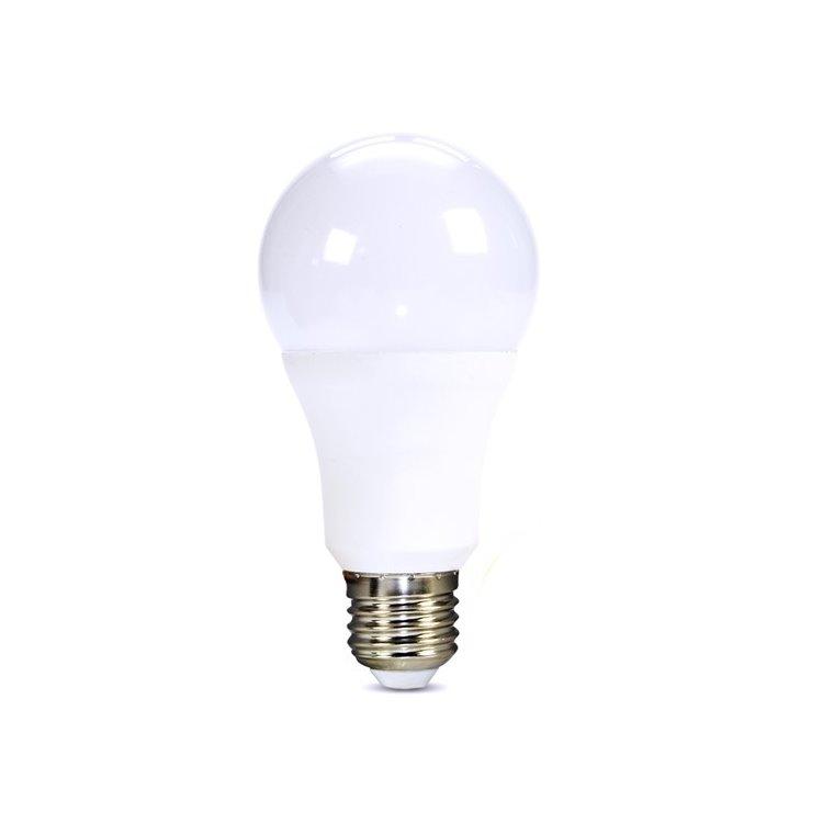 LED žiarovka Solight 10W, E27, 4000K, 810lm