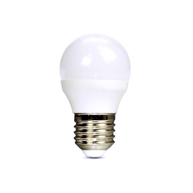 LED žiarovka Solight 8W, E27, 3000K, 720lm