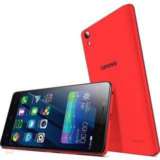 Lenovo A6010 Plus, 16GB, Dual SIM, Red - SK distrib�cia