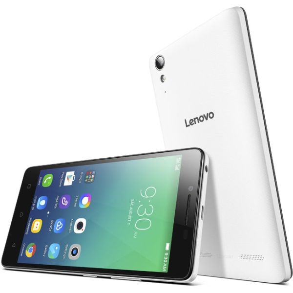 Lenovo A6010 Plus, 16GB, Dual SIM, White - SK distrib�cia