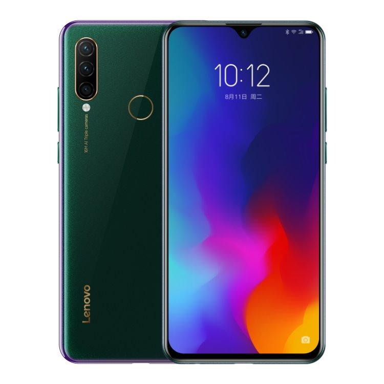 Lenovo K10 Note, 6/128GB, Dual SIM, Stardust Blue - SK distribúcia