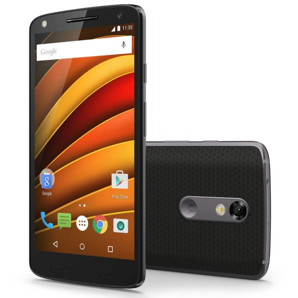 Lenovo Moto X Force - XT1580, Black - SK distrib�cia