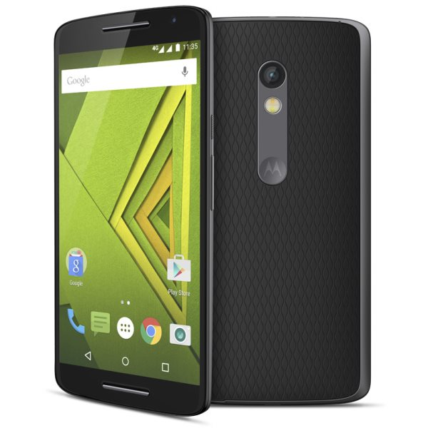Lenovo Moto X Play - XT1562, 16GB, Black - SK distrib�cia
