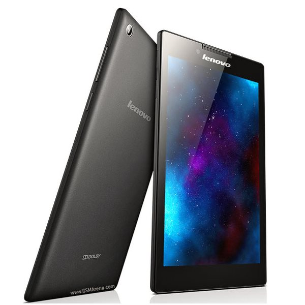 Lenovo Tab 2 A7 - A7-30, 3G, 8GB, Black