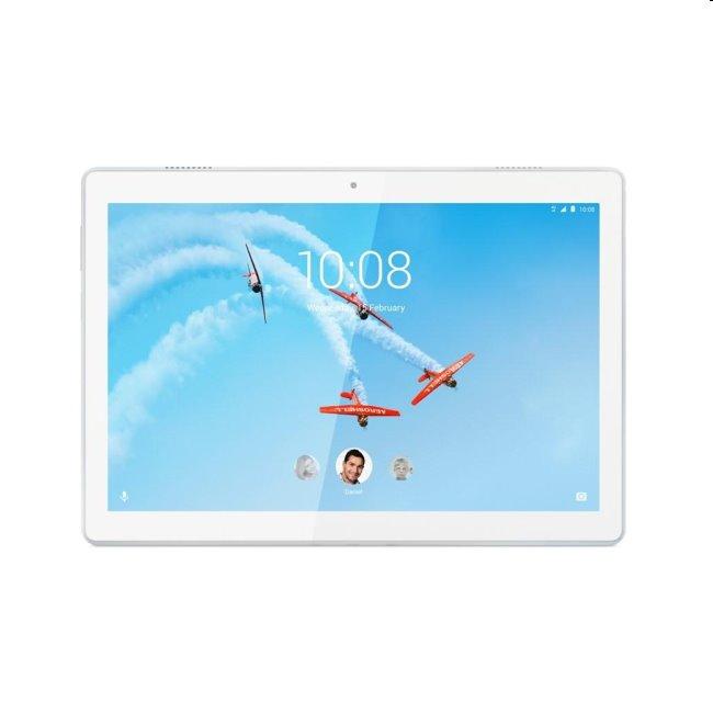 Lenovo Tab M10 LTE, 2/32GB, polar white (ZA4H0041CZ)