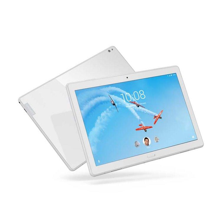 Lenovo Tab P10 LTE, 4/64GB, White (ZA450067CZ)