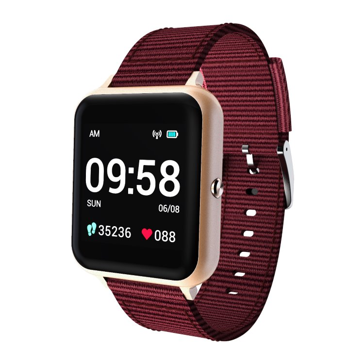 Lenovo Watch S2, Rose Gold