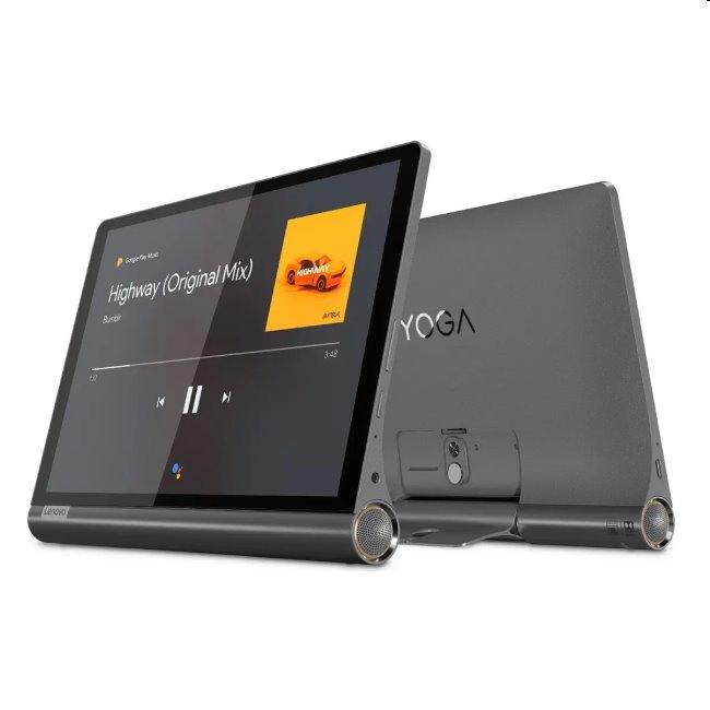 Lenovo Yoga Smart Tab, 4/64GB, iron grey (ZA3V0054CZ)