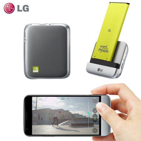 LG CAM Plus CBG-700 modul pre LG G5 - H850, Silver