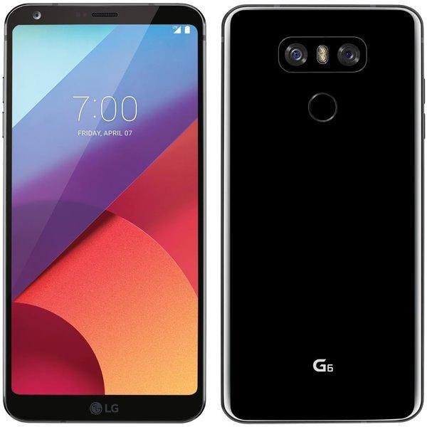 LG G6 - H870, Black