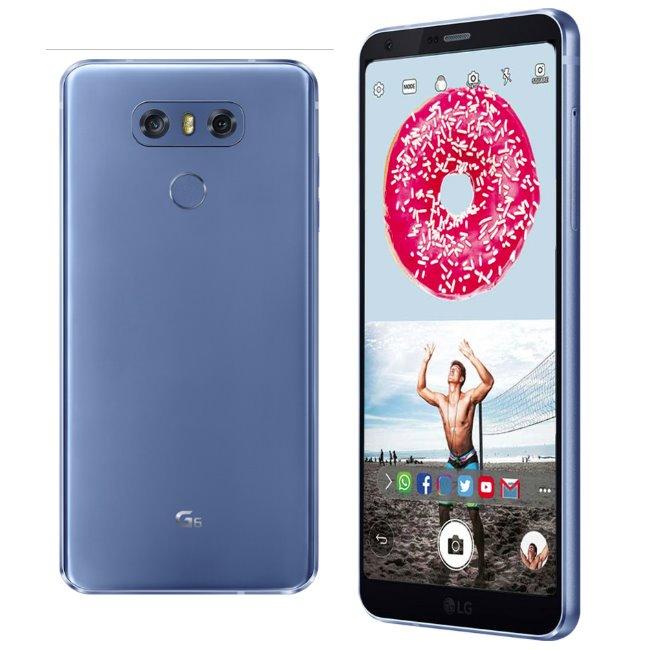 LG G6 - H870, Blue