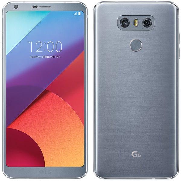 LG G6 - H870, Platinum