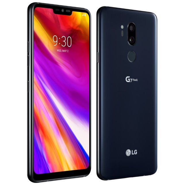LG G7 ThinQ, 64 GB, Black
