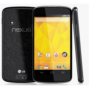 LG Nexus 4 - E960, 16GB, Android OS, Black