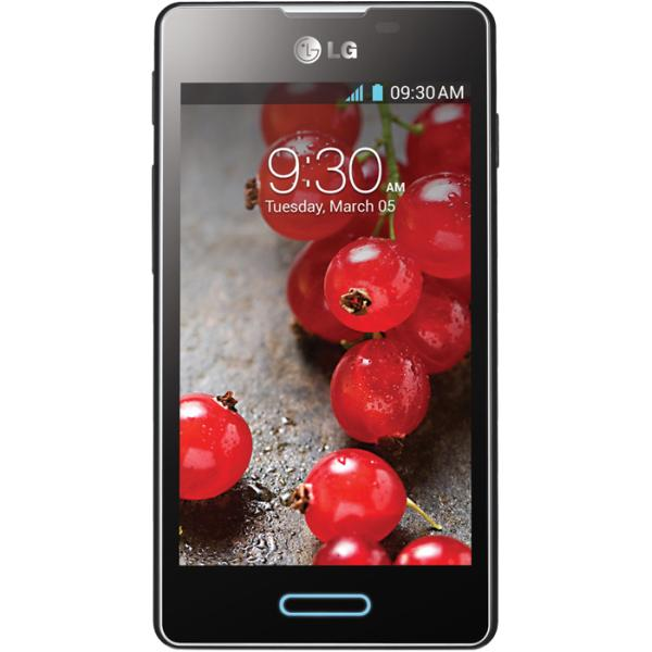 LG Optimus L5 II - E460, Black