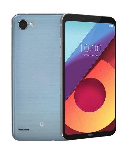 LG Q6 - M700n, 32GB | Platinum, Trieda A - použité, záruka 12 mesiacov
