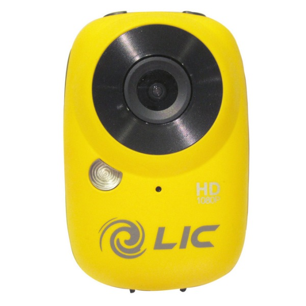 Liquid Image Ego HD - odoln� FullHD kamera, Yellow