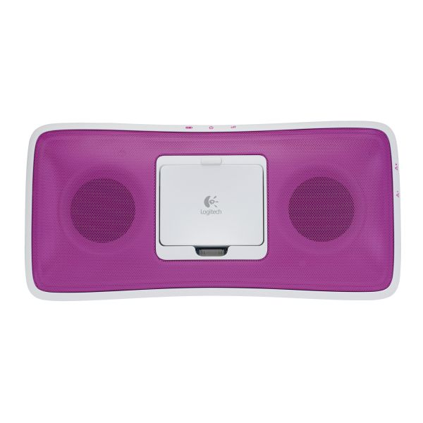 Logitech Rechargeable Speaker S315i, pink